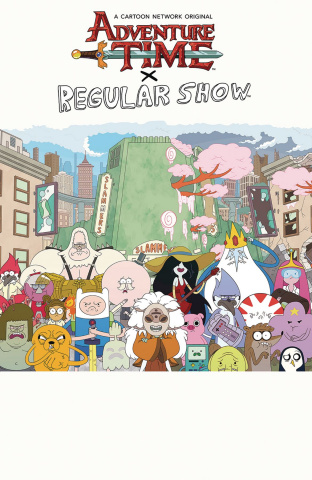 Adventure Time: Regular Show