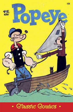 Popeye Classics #30
