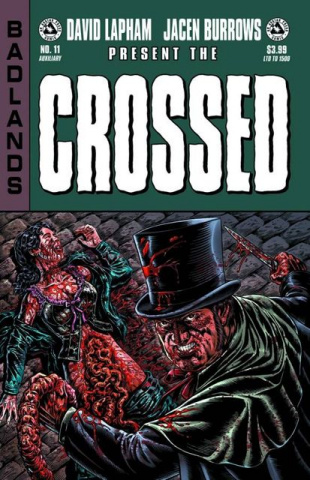 Crossed: Badlands #11 (Auxiliary Edition)