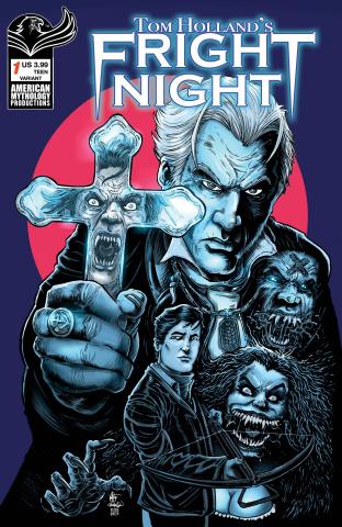 Fright Night #1 (Hasson & Haeser Cover)