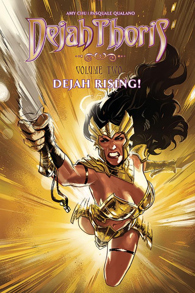Dejah Thoris: Dejah Rising