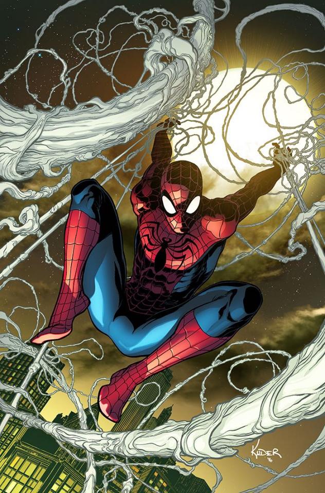 Civil War II: Amazing Spider-Man #3 (Randolph Cover)