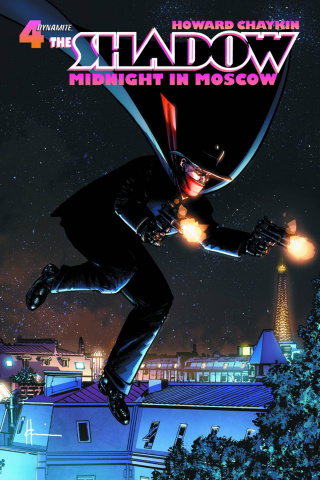 The Shadow: Midnight in Moscow #4