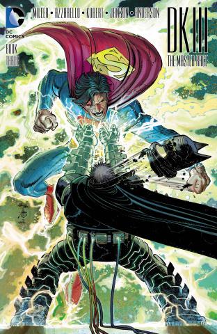 Dark Knight III: The Master Race #3 (Romita Cover)