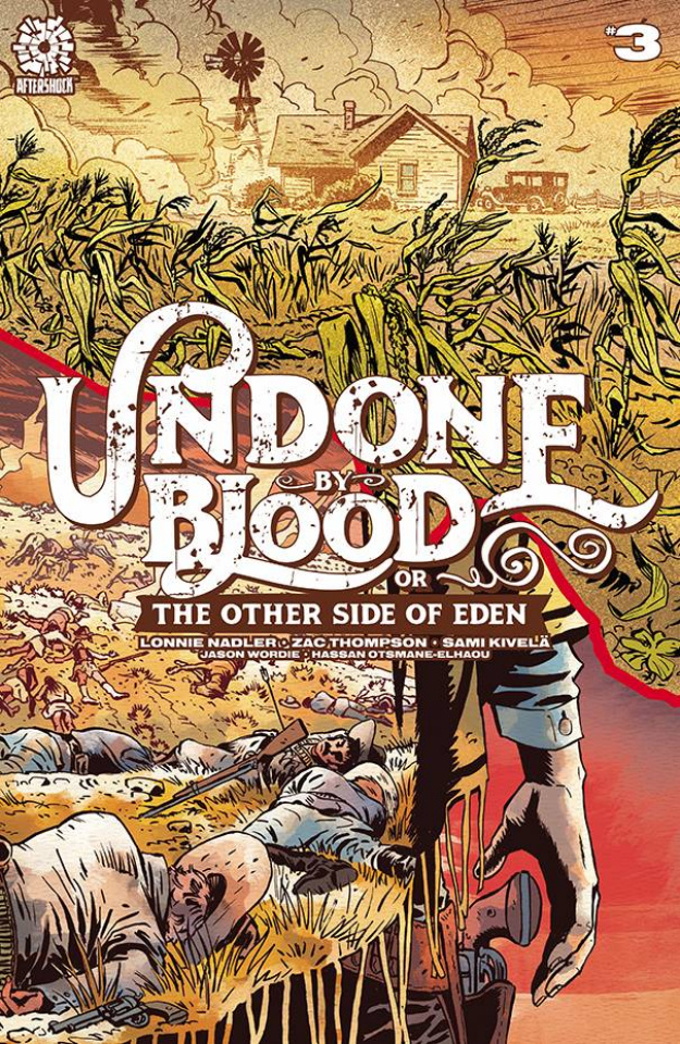 Undone by Blood: The Other Side of Eden #3