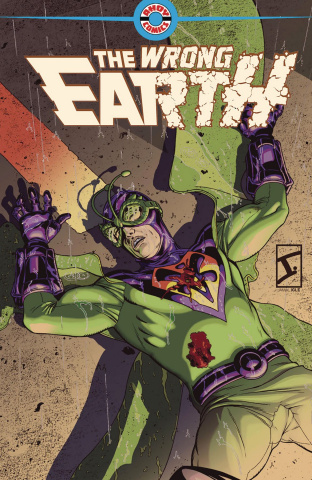 The Wrong Earth #2