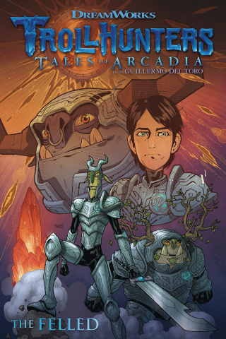 Trollhunters: Tales of Arcadia - The Felled