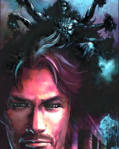 Sadhu: Birth of the Warrior #1