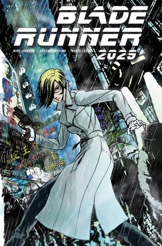 Blade Runner 2029 #5 (Yoshimizu Cover)