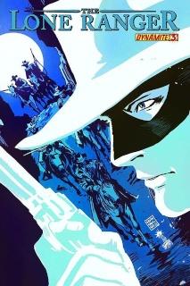 The Lone Ranger #3