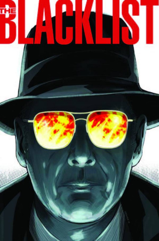 The Blacklist #6 (Subscription Lobel Cover)