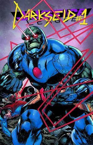Justice League #23.1: Darkseid Standard Cover