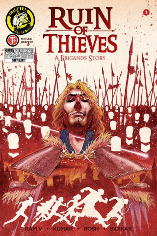 Ruin of Thieves: A Brigand's Story #1 (Kumar Cover)