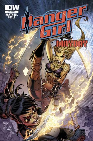 Danger Girl: May Day #2