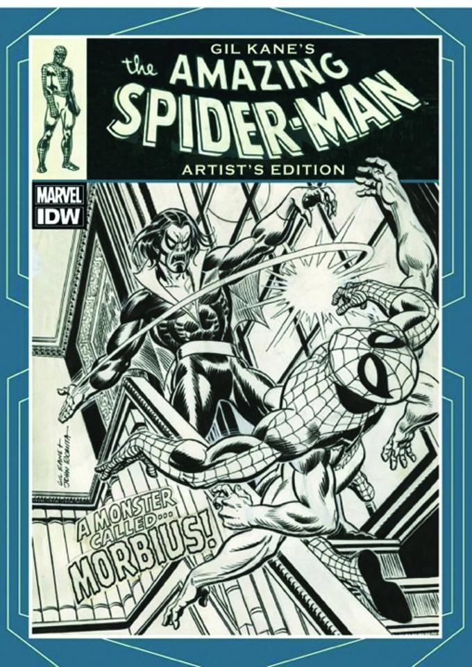 Gil Kane's Amazing Spider-Man Artist Edition