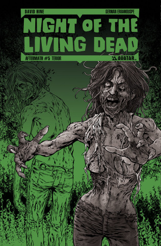 Night of the Living Dead: Aftermath #5 (Terror Cover)