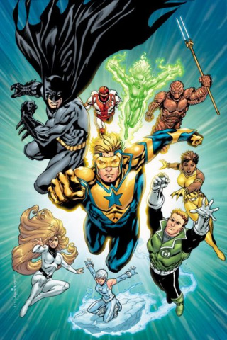 Justice League International Vol. 1: Signal Masters