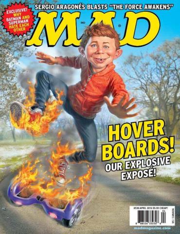 MAD Magazine #538