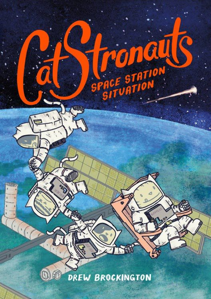 Catstronauts Vol. 3: Space Station Situation