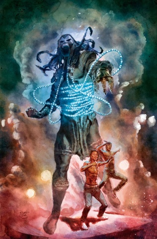 Shadowman / Rae Sremmurd #1 (Guedes Cover)