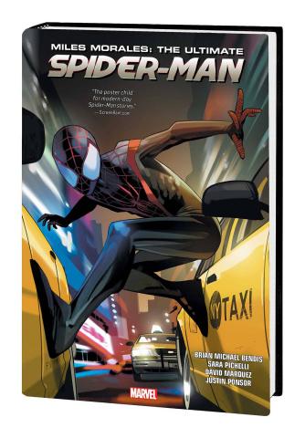 Miles Morales: Ultimate Spider-Man (Omnibus)