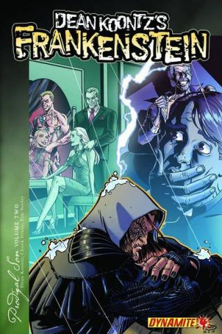 Dean Koontz's Frankenstein: Prodigal Son Vol. 2