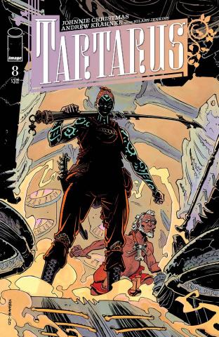 Tartarus #8 (Krahnke Cover)