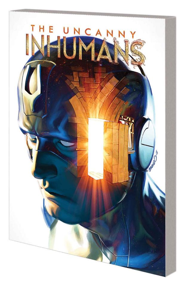 The Uncanny Inhumans Vol. 2: The Quiet Room