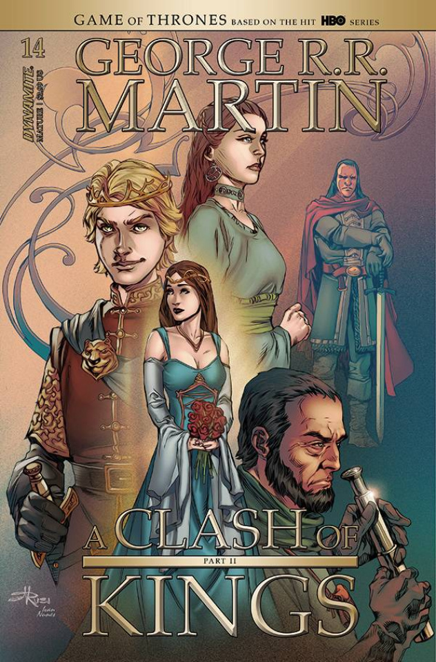 A Clash of Kings #14 (Rubi Cover)