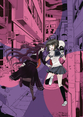 DanGanRonPa: Another Episode Vol. 1: Ultra Despair Girls