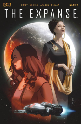 The Expanse #1 (Forbes Cover)