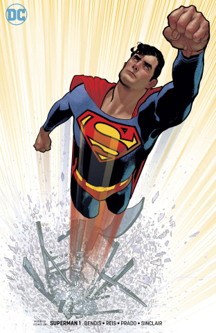 Superman #1 (Hughes Variant Cover)