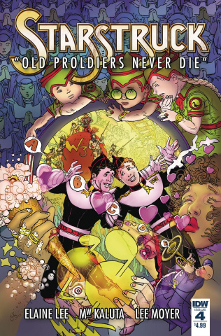Starstruck: Old Proldiers Never Die #4
