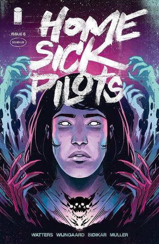 Home Sick Pilots #6 (Wijngaard Cover)