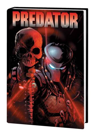 Predator: The Original Years Vol. 1 (Omnibus Coello Cover)
