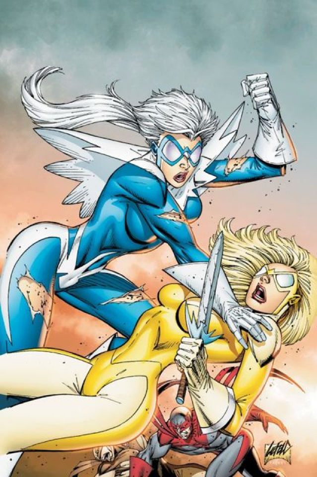 Hawk and Dove #3