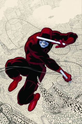 Daredevil #1 (2nd Printing)