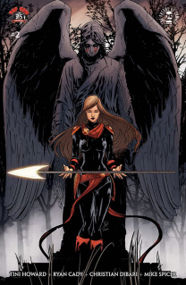 The Magdalena #2 (Cover B)