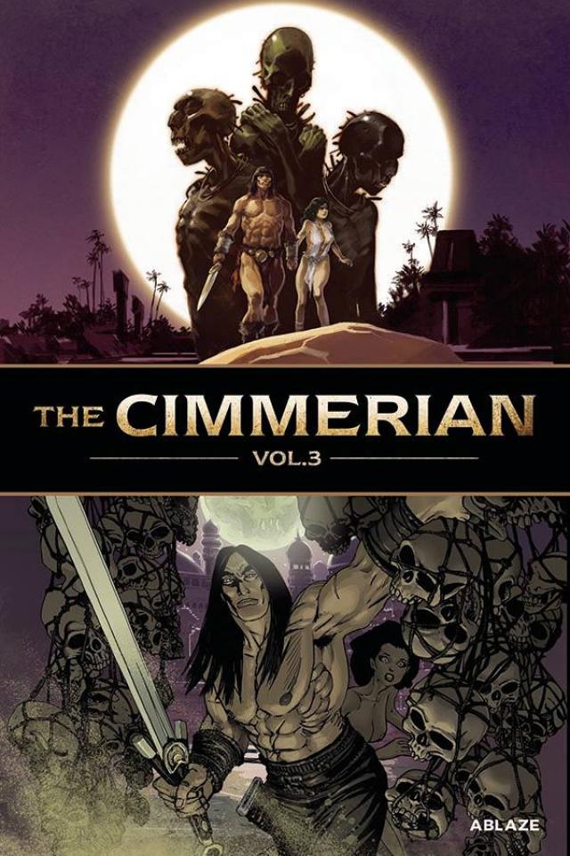 The Cimmerian Vol. 3