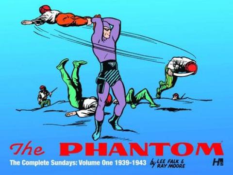 The Phantom: The Complete Sundays Vol. 1: 1939-1942