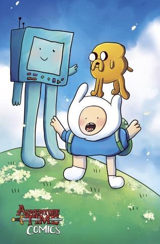 Adventure Time Comics #1 (SDCC Cover)