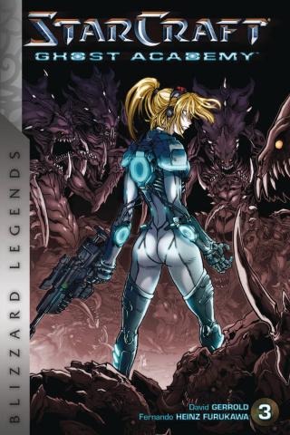 StarCraft: Ghost Academy Vol. 3