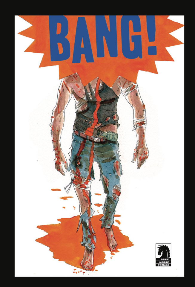 Bang! #2 (Kindt Cover)