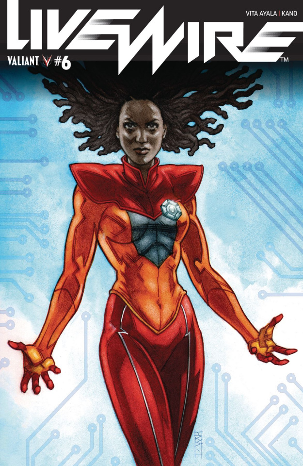 Livewire #6 (Snyder III Cover)