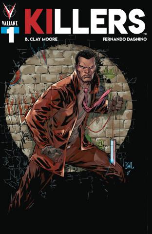 Killers #1 (Lashley Cover)