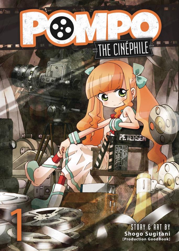 Pompo the Cinéphile Vol. 1