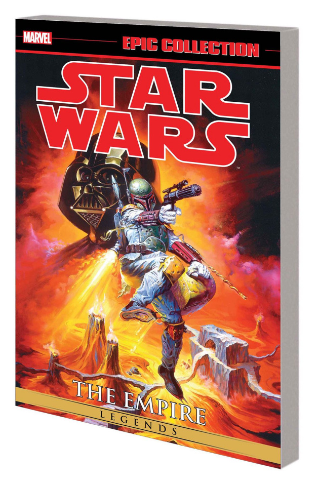 Star Wars Legends Vol. 4: The Empire (Epic Collection)