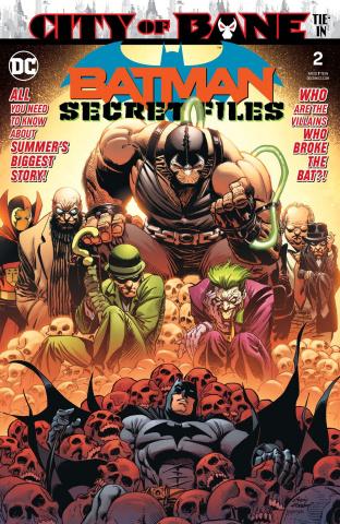 Batman: Secret Files #2