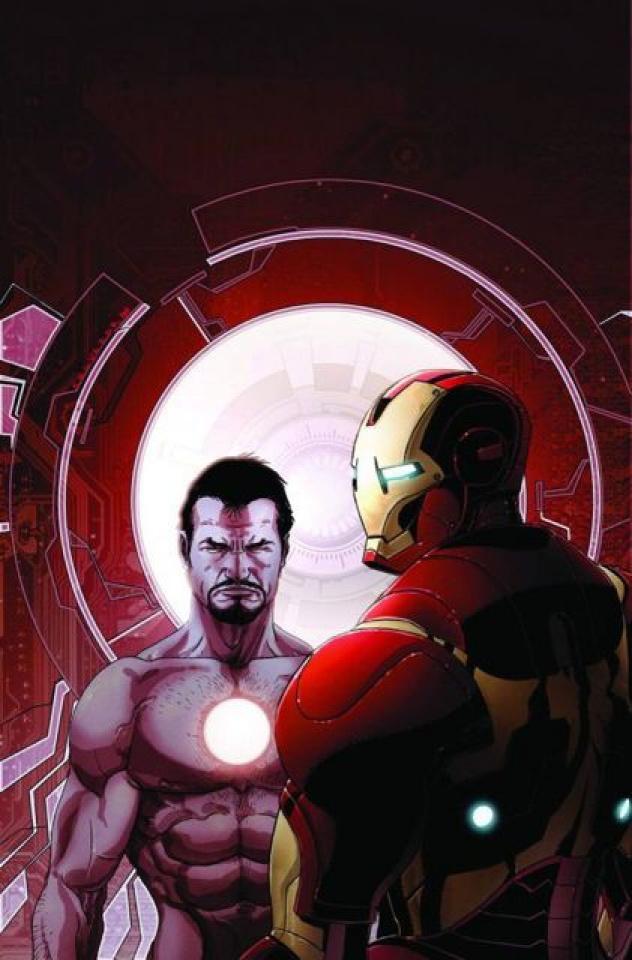 Invincible Iron Man #503 (2nd Printing)