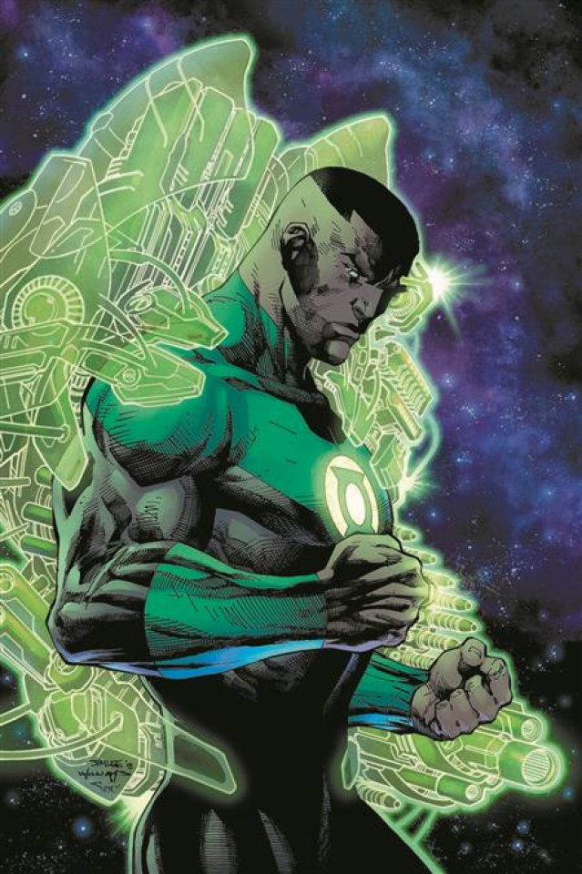 Green Lantern: John Stewart - A Celebration of 50 Years